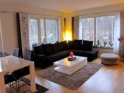 short term apartment kista c1